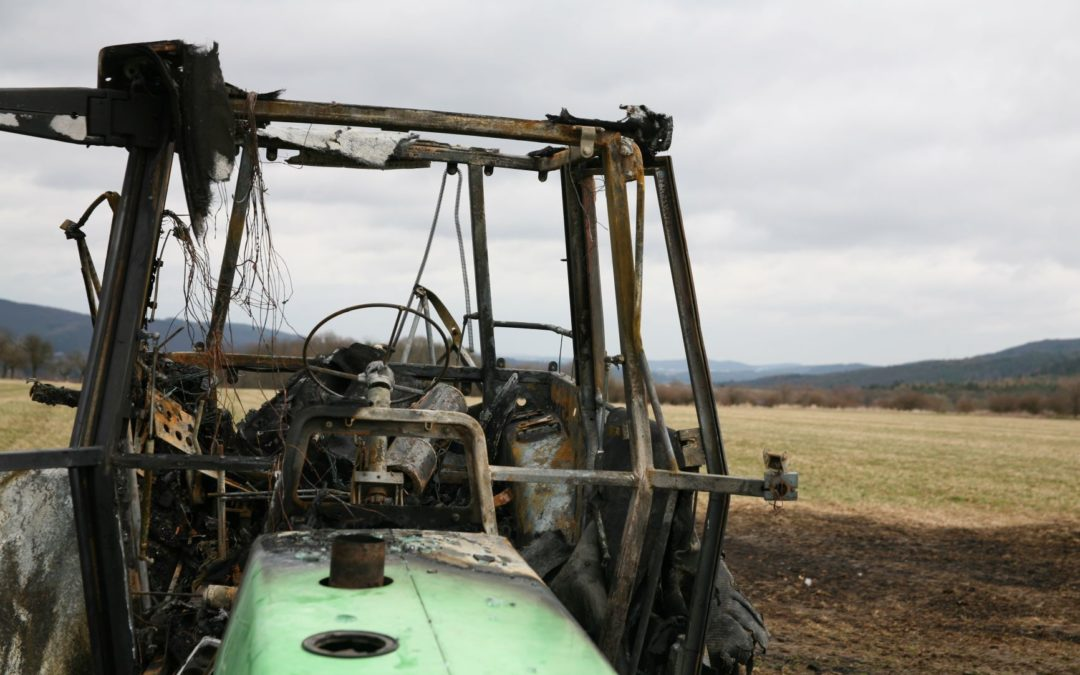 The Season for Tractor Fires